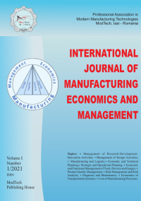 International Journal of Manufacturing Economics and Management - ISSN ...